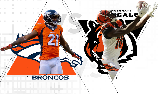 Game day information for the Denver Broncos and Cincinnati Bengals in Week 11 of the 2017 NFL season. Graphic by K.J. Rigli / Bonneville Denver