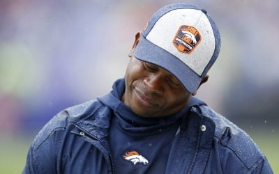 Evans: One bad game for the Broncos or a sign of things to come?
