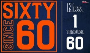 Sixty Since 60: The 60 greatest Broncos of all-time