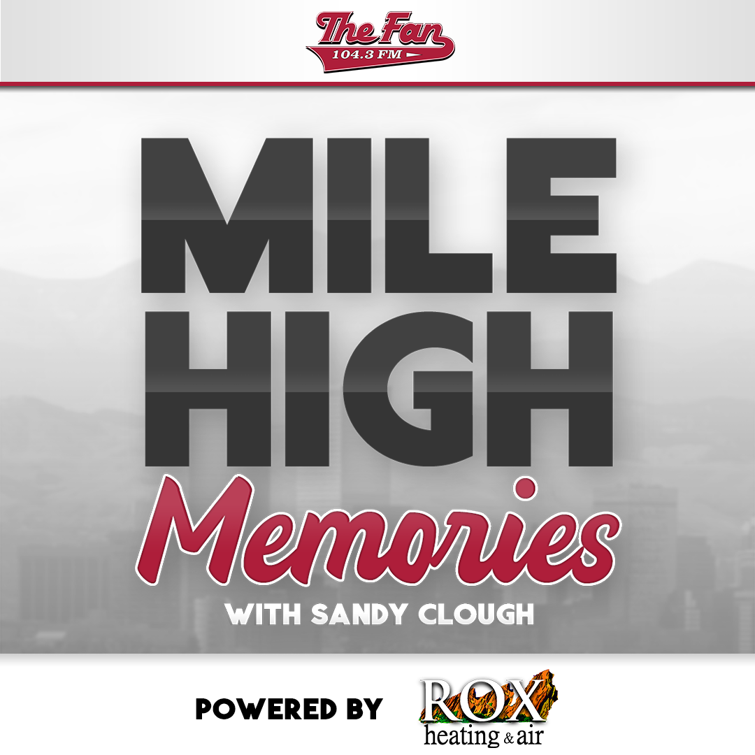 Mile High Memories with Sandy Clough